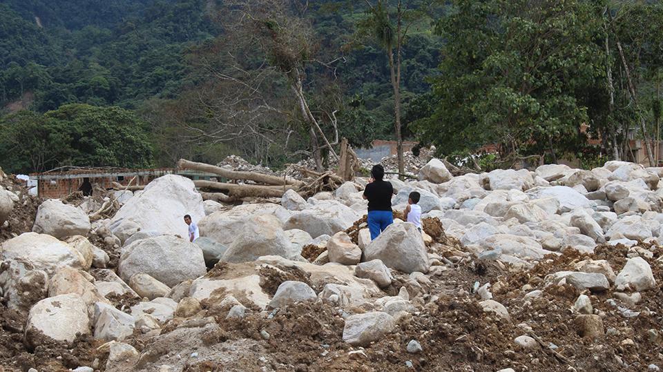 Así quedó Mocoa Luego del desastre de 2017