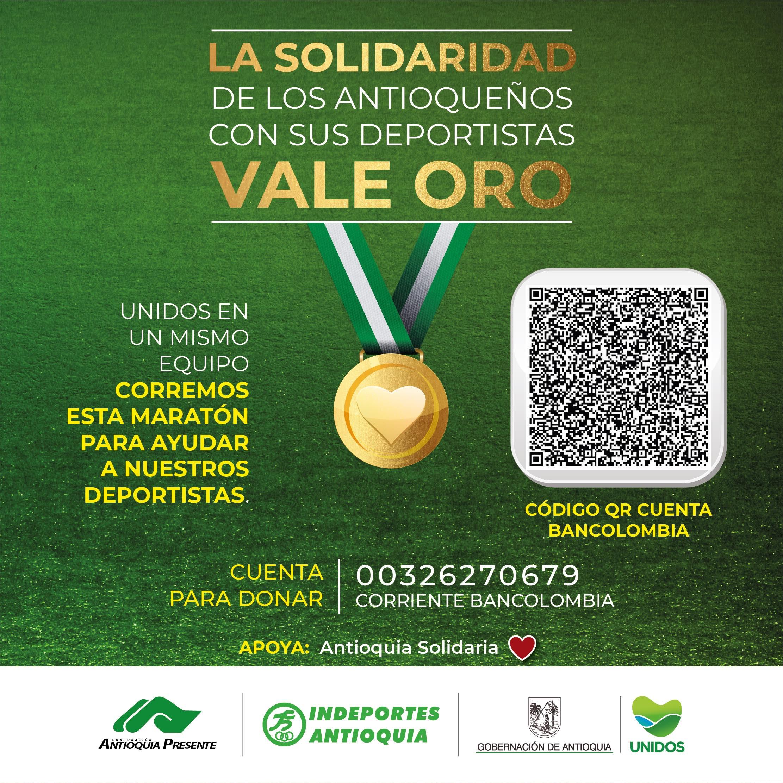 La Solidaridad Vale Oro