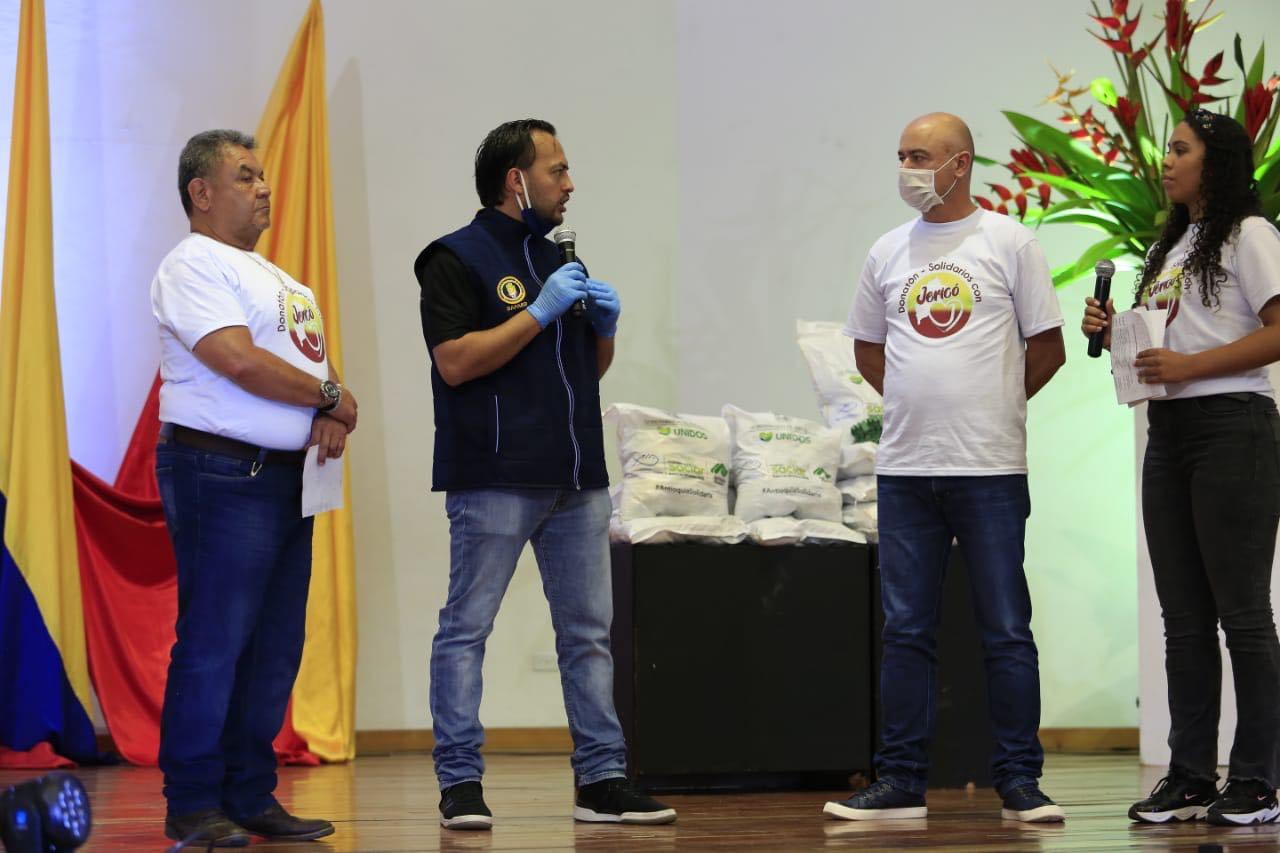 Donatón Solidarios con Jericó